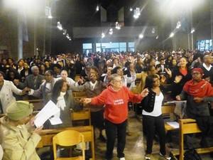 Création de CEV Le Groupe de Prière