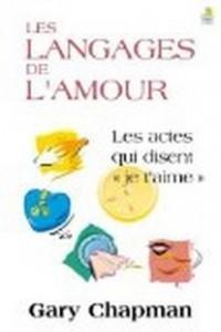 Les langages de l'amour Gary Chapman