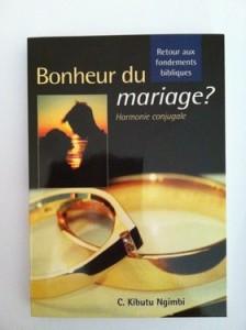 Bonheur du mariage